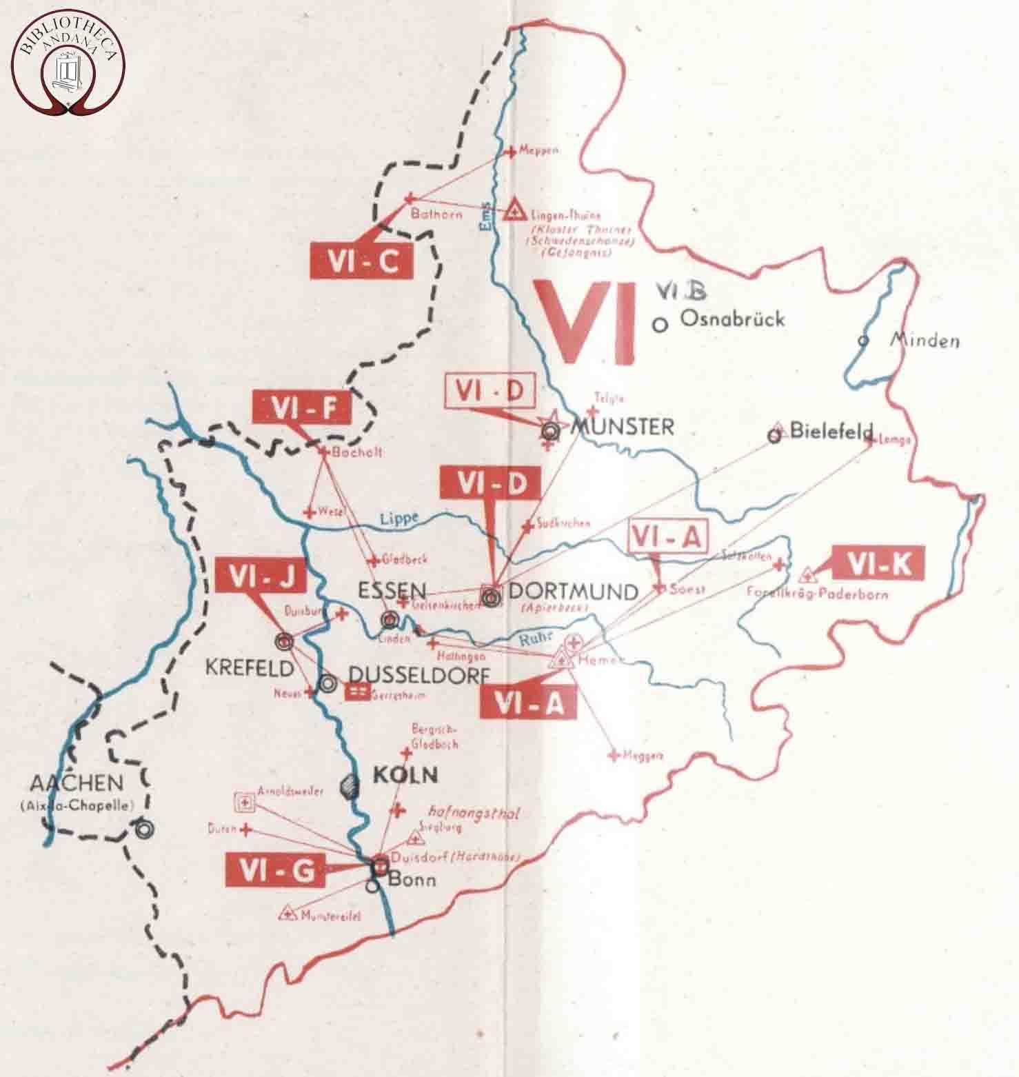 Dortmund Germania Cartina.Un Ritrovamento Tra I Campi Di Prigionia Lo Stalag Vi D